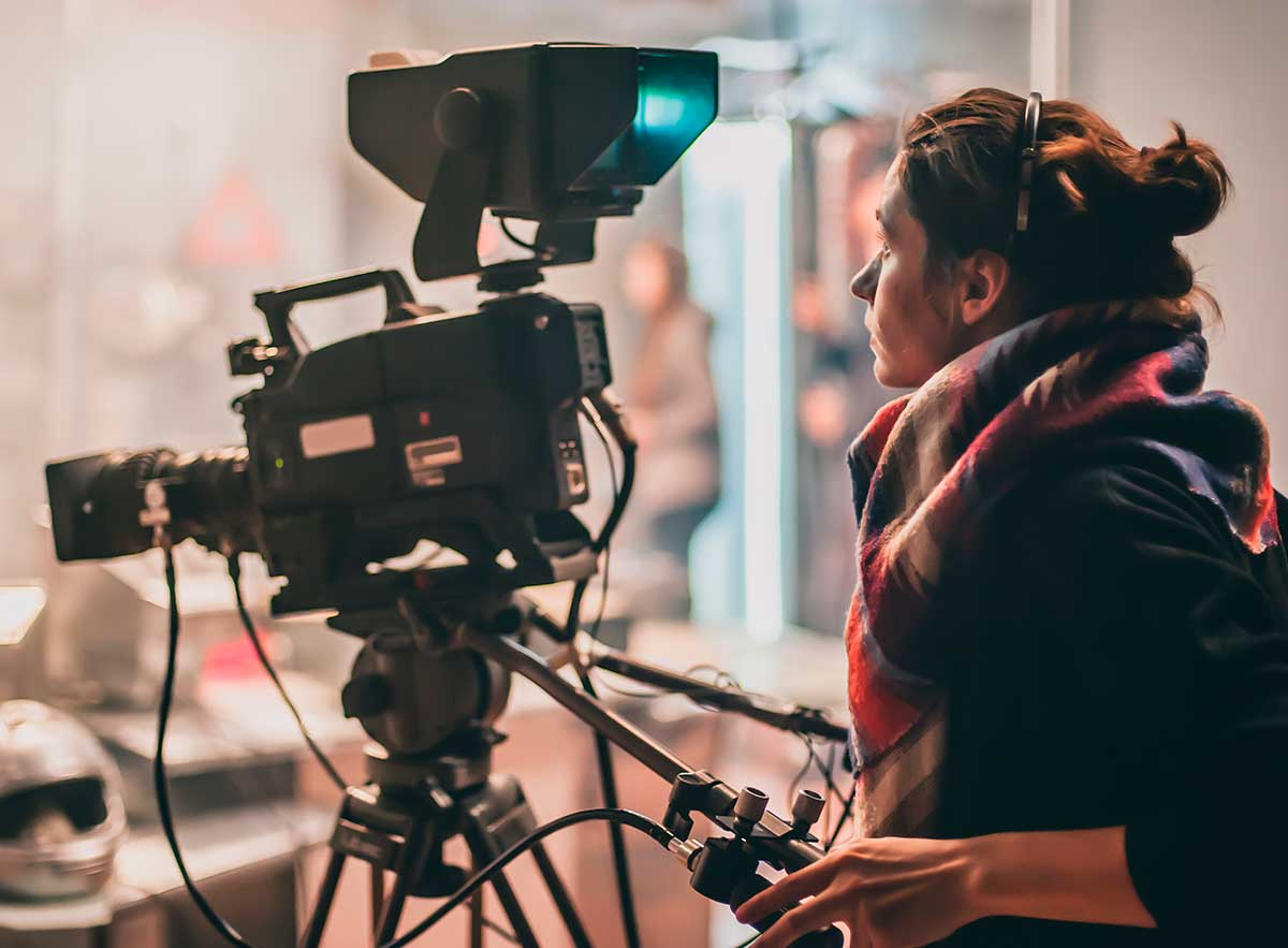 Sydney Props Photo Studio - Studio 4 TV Production - Soundproof Recording