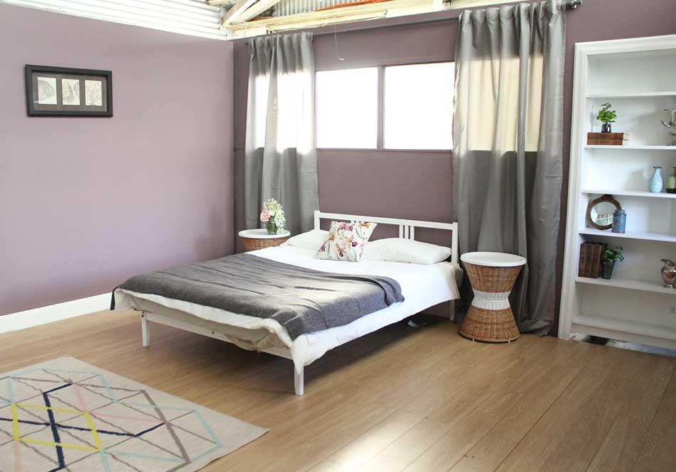 Sydney Props Photo Studios - Studio 8 Textural Canvas - Bedroom