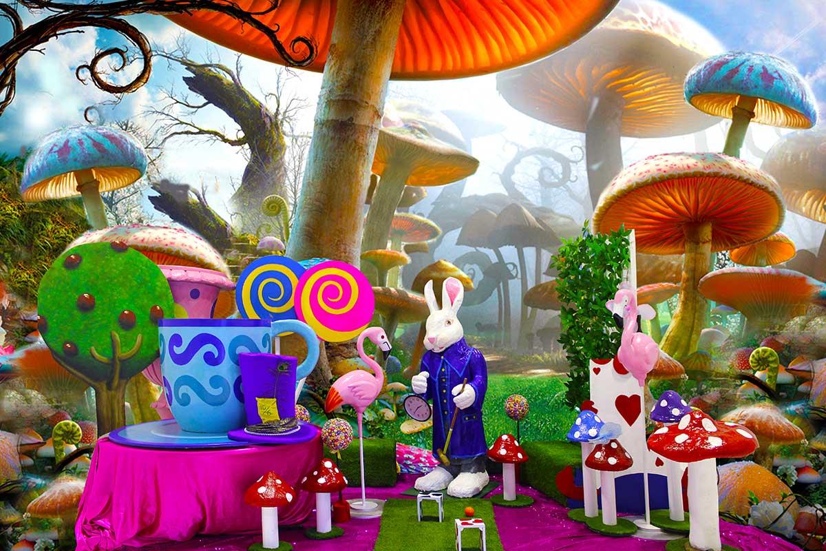 Sydney Props Photo Studios - Access to Props - Alice in Wonderland