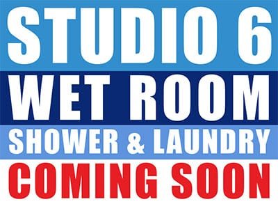 Studio 6 Wet Room Photographic Studio Hire in Sydney