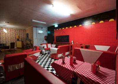 50s Diner Set