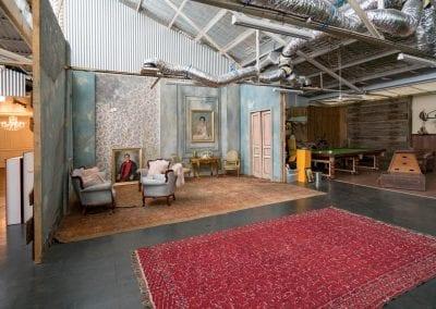 Old Manor House Interior Set