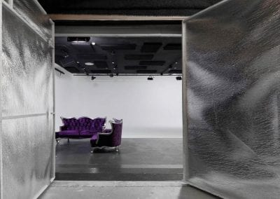 Studio 4 - Large Access for Vehicles