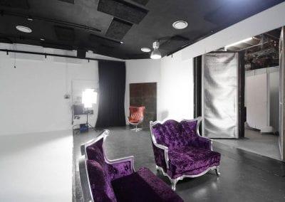 Studio 4 - Wide Access Doors