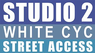 Studio 2 White Cyc Photographic Studio Hire in Sydney