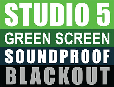 Studio 5 Green Screen Photographic Studio Hire in Sydney