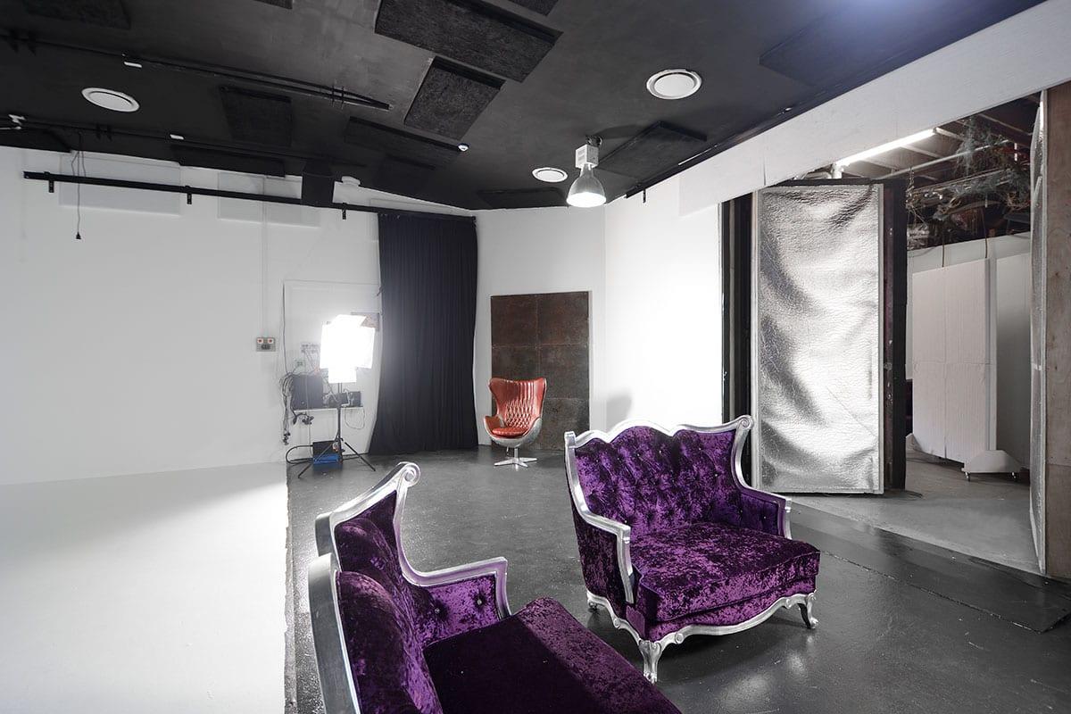 Studio 4 TV Production Photographic Studio Hire in Sydney