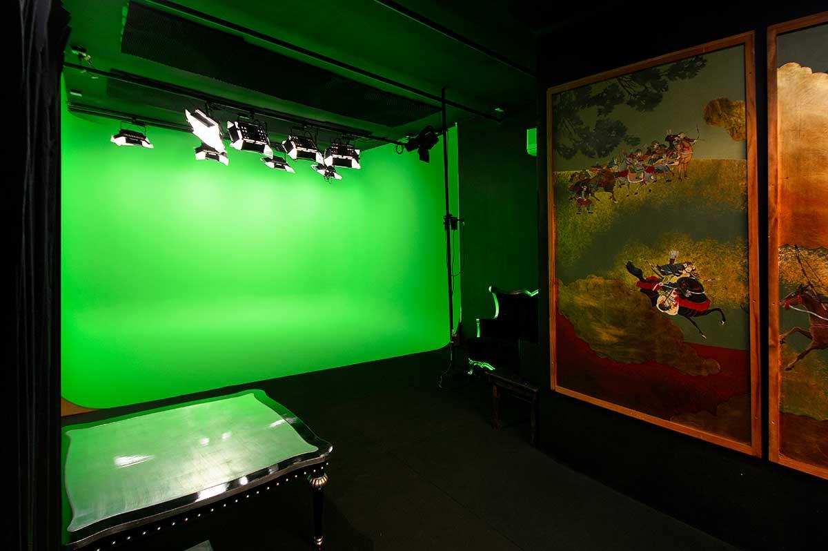 Studio 5 Green Screen Photographic Studio Hire in Sydney