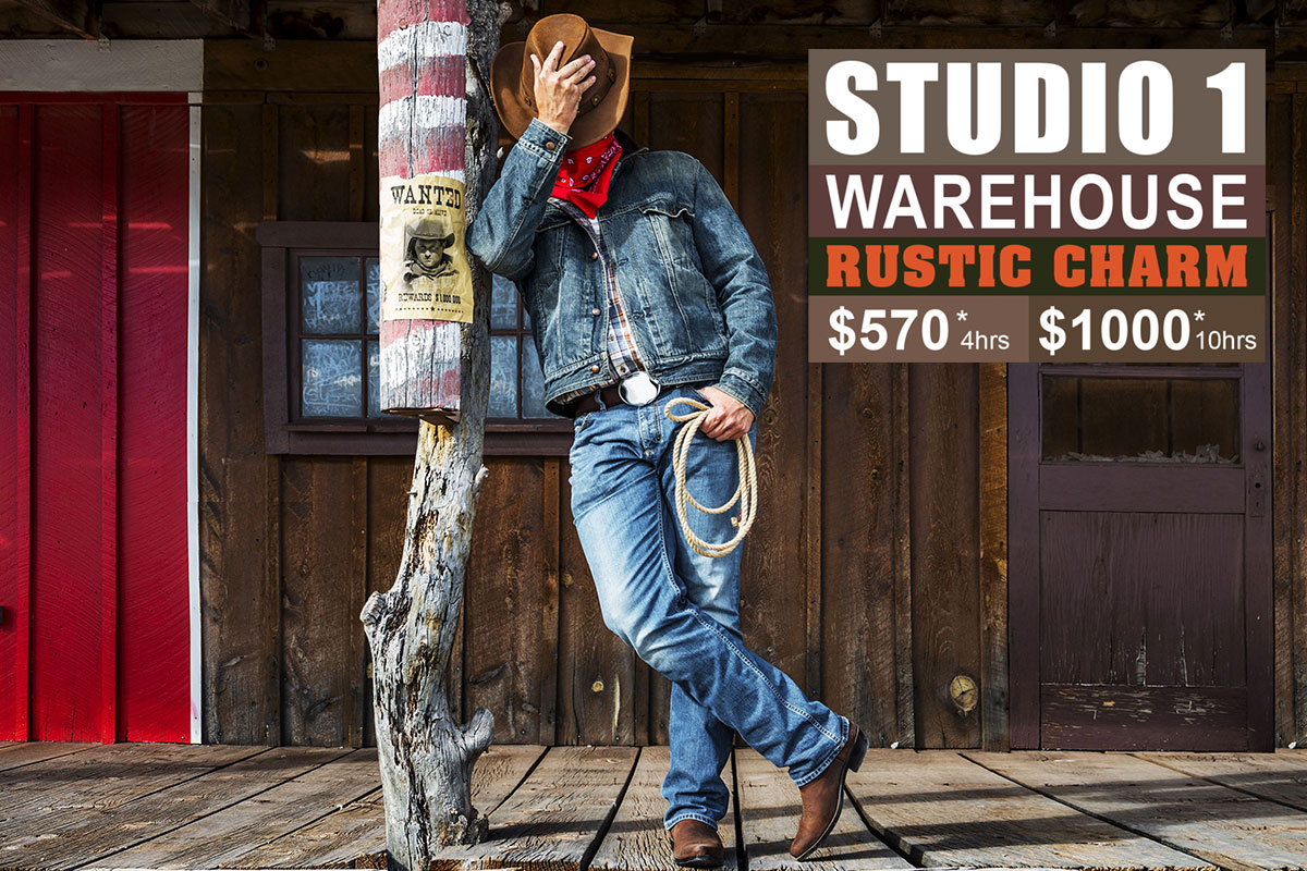 Studio 1 Warehouse