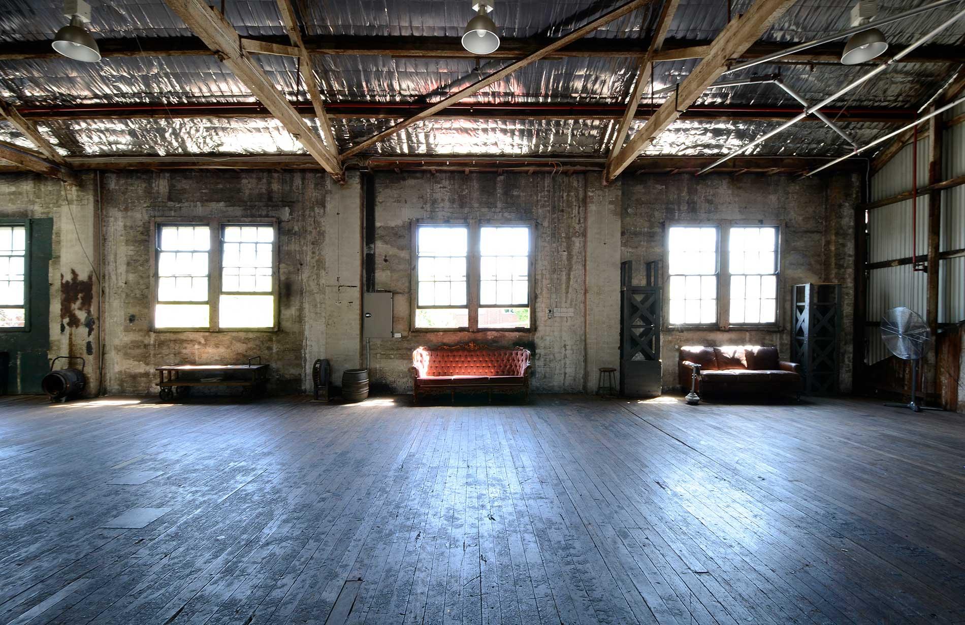 Sydney Props Photo Studios - Studio 1 Warehouse