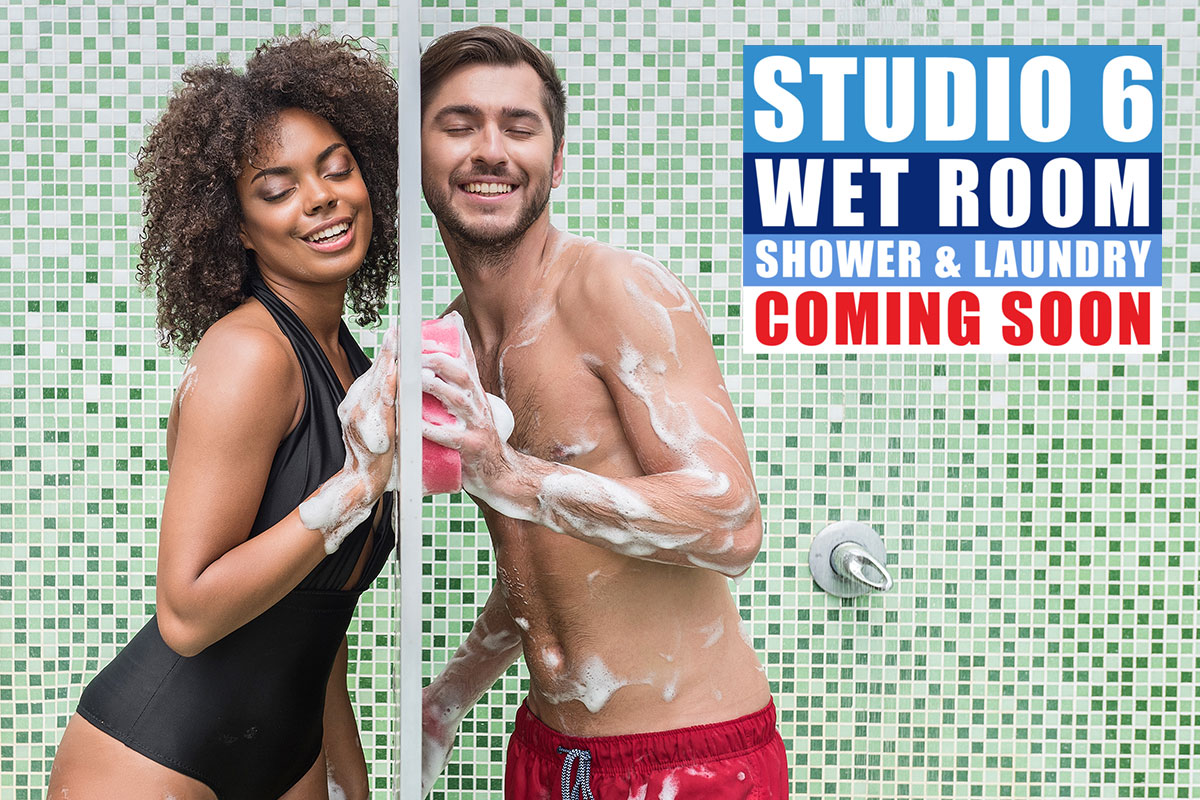 Studio 6 Wet Room