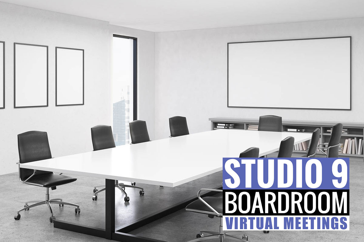 Studio 9 Boardroom